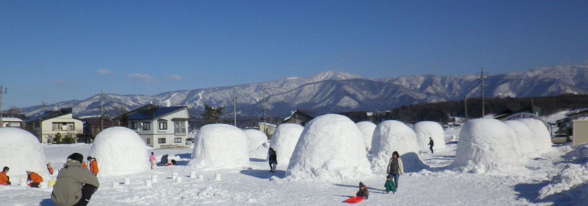 第2回飯山雪まつり協働活動