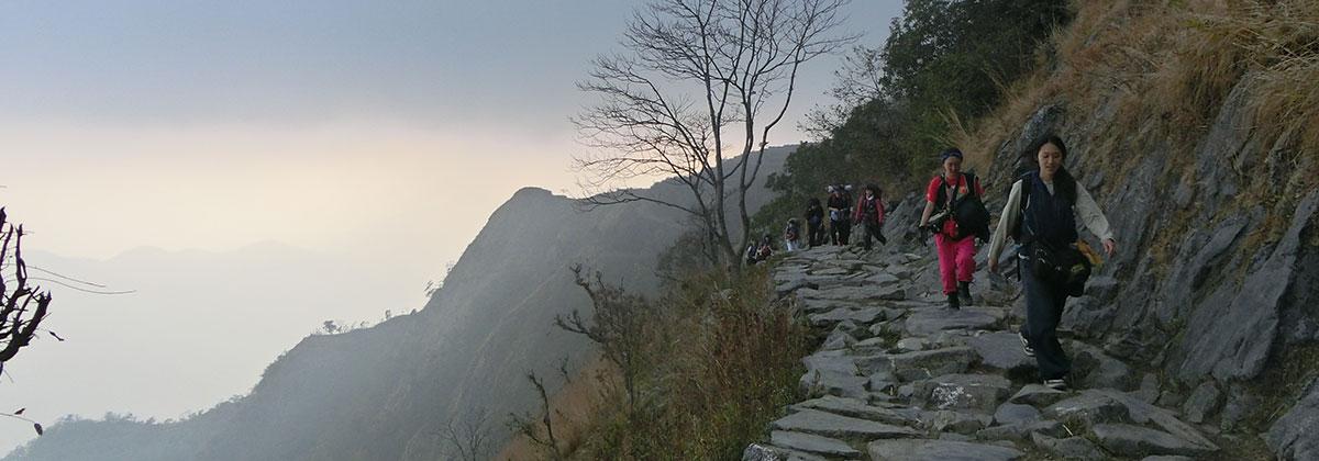ネパール山村支援活動