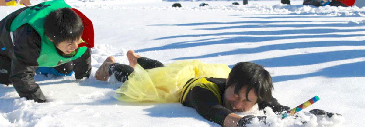 関川村活性化活動-えちごせきかわ雪まつり-