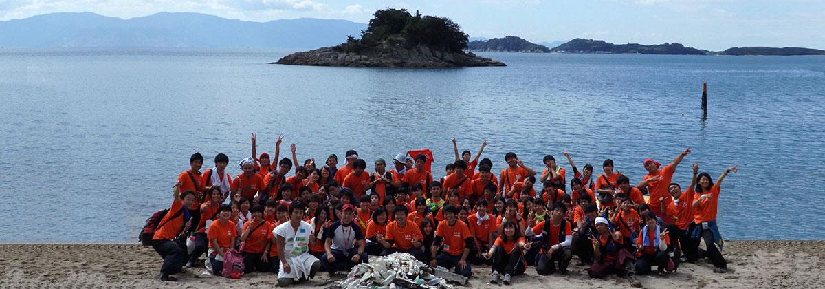 第4次岡山県日生諸島活性化活動