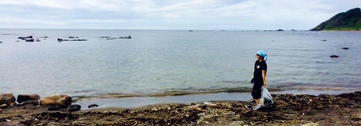第1次山形県日本海清掃活動